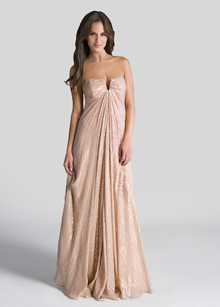 a5b9c09f26 Purple Horizon Gown by. Rent the Runway for Your Bridesmaids